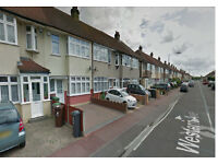 Prime estate agents is offering this spacious 3 bedroom in Dagenham RM10(DSS welcome with gurantor)