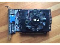 Nvidia GT 730 (4GB) - PCIE GPU Graphics Card