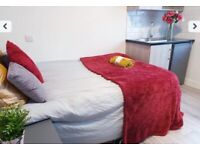 Ensuite double room including bills for a single person including bills