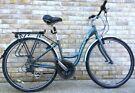 18 inch Trek T30 hybrid Ladies Women / Unisex step-through bike bicycle