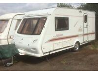 Elddis Odyssey 482 Caravan (2003)