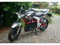 Lexmoto VENOM Special Edition 125cc