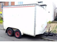 BIG Box Trailer 10x5x6.3 for sale ( OFFERS ACCEPTED ) - DELIVERY FREE