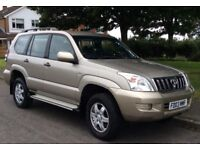 Toyota Landcruiser - Automatic - 7 seater - with tow bar