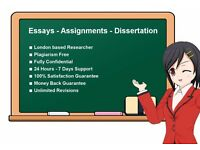 HELP - DISSERTATION, ASSIGNMENT, ESSAY, PROPOSAL - CONSULTING, TUITION, EDITING & PROOFREADING