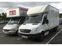 Home Removals Carmarthen, 3-5 Men, Luton Box Vans, Local & Long Distance (Wales, England)