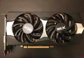 Sapphire AMD Radeon R9 270X DUAL-X OC (2048 MB) Graphics Card