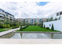 STUNNING 1B FLAT WITH PRIVATE BALCONY,FURNISHED IN WESTBOURNE APARTMENTS, FULHAM RIVERSIDE, FULHAM