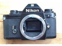 Nikon EM classic 80s SLR