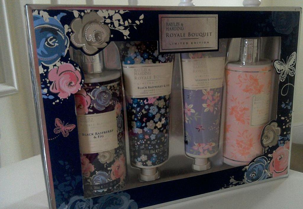 Baylis & Harding Royale Bouquet limited edition