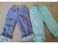Free 12-18 month trousers