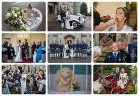 **WEDDING PHOTOGRAPHER** Scotland / FULL DAY from £349