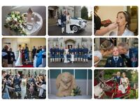 **WEDDING PHOTOGRAPHY&VIDEO** FULL DAY only £449