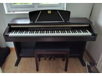 *Electric Keyboard* Yamaha Clavinova CLP-120 - GREAT CONDITION, FULLY WEIGHTED KEYS
