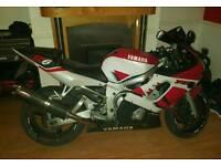 Yamaha R6 for swop