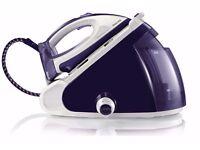New Purple White Steam Generator Iron Philips PerfectCare GC9241 2400W 120g/m