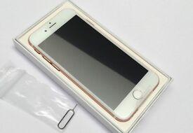BRAND NEW Apple iPhone 6s - 16GB - Rose Gold Smartphone on Three 3 UK Network