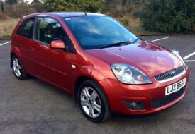 2007 Ford Fiesta 1.4 TDCi Zetec 3Door