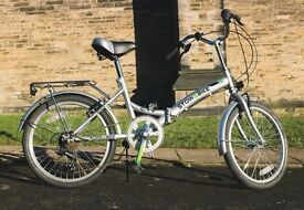 "Stowabike 20"" Folding City V2 Compact Foldable Bike (Brand New)"