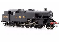 Fairburn 00 model train