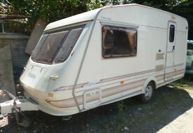 Two-berth Elddis Vogue Hurricane 1997 caravan for sale in Croydon