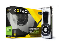 ZOTAC GTX 1080 FOUNDERS EDITION