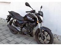 KSR Moto Worx Motorcycle Motorbike 125cc Learner Legal 2014