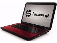 "HP Pavilion G6/Dual Core/4GB RAM/320GB HDD/15.6"""