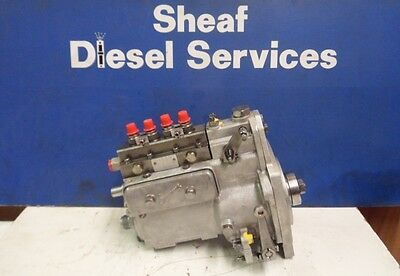 Leyland 384 Diesel Injectioninjector Pump - P4801-2 - Bmc 4 Cylinder 465 Engine