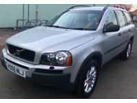 2006 VOLVO XC90 2.4 DIESEL AUTOMATIC•FULL SERVICE HISTORY•1 YEAR MOT•LADY OWNER•VERY CLEAN CAR•