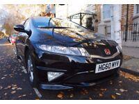 Honda Civic 1.4 i-VTEC Type S Hatchback 3dr, 6 MONTHS FREE WARRANTY, 1 OWNER, FULL SERVICE HISTORY