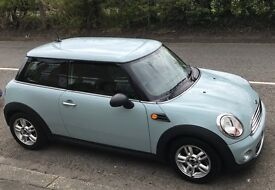 Ice Blue, Mini one, 2012, petrol, 1.6l