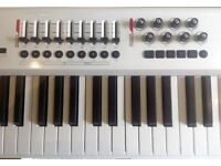 M-Audio Axiom Pro 61 Midi Controller -- Come and get it!