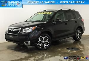 2014 Subaru Forester XT Limited NAVI+CUIR+TOIT.PANO