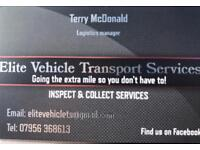 Vehicle Collection/Delivery & Recovery specialist