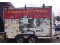 Lightweight box trailer FOR SALE -