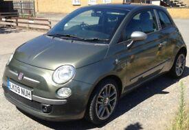 Fiat 500 by Diesel (Limited Version), low mileage