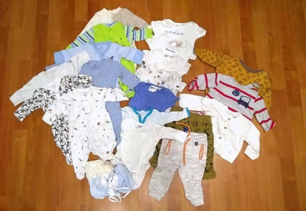 4713700b725d H m Newborn Baby Boy Clothes ✓ Labzada T Shirt