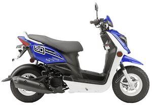 2015 Yamaha Zuma X