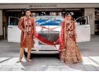 WEDDING CAR HIRE, CLASSIC & VINTAGE CAR HIRE, ROLLS ROYCE PHANTOM, BENTLEY, LIMOUSINE & MERCEDES