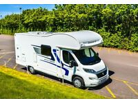 LUXURY MOTORHOME hire (2-6 berth). Choose according to YOUR BUDGET!