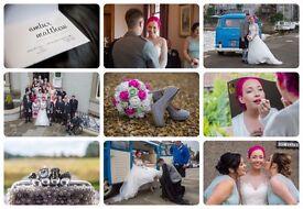 **WEDDING PHOTOGRAPHER** Scotland / FULL DAY from £349