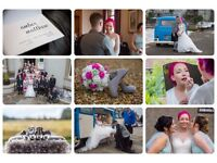 **WEDDING PHOTOGRAPHER** Scotland / FULL DAY from £399