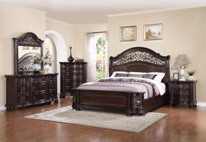 BEDROOM SETS KING - GREAT DEALS - FREE SHIPPING | CALL -905-451-8999 (GL25)