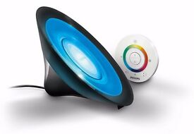 Philips LivingColors Aura Colour Changing Mood Light - in Black x2