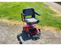 Lightweight Electric Wheelchair, can delivet.