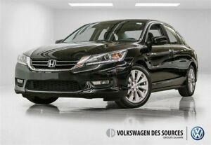 2014 Honda Accord EX-L V6 - LEATHER + SUNROOF - LOADED !
