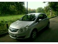 Vauxhall Corsa 1.3 CDTI... £30 TAX FOR THE YEAR 88,400 miles £2095