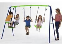 Brand new boxed for 4 x kids swing and glider