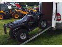 HEAVY DUTY QUAD LAWNMOWER WHEELCHAIRS & ELECTRIC MOBILITY SCOOTER ALUMINIUM RAMPS